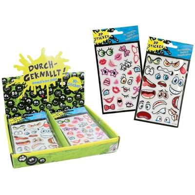 Stickers Reliefs