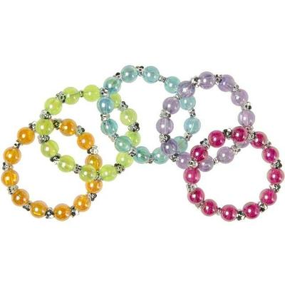 Bracelet Perles Colorées