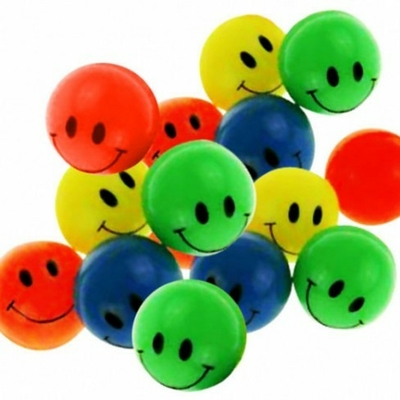 Mini Balle Rebondissante Smile