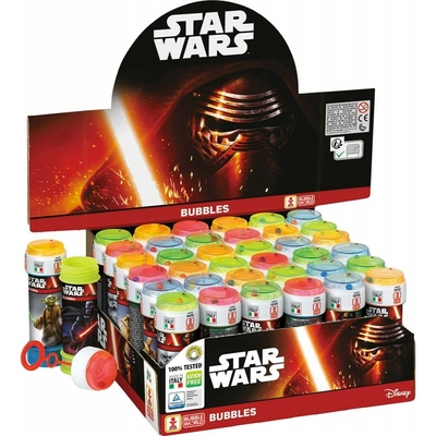 Savon Bulle Star Wars