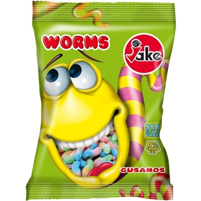 Bonbons Worms