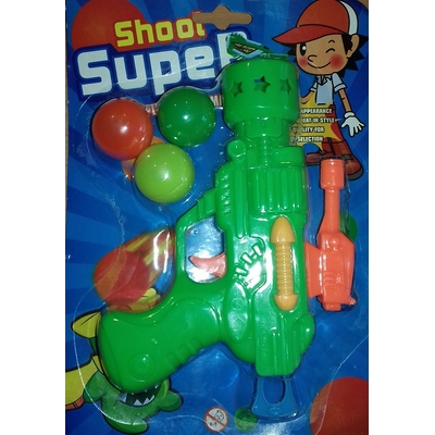Pistolet Shoot Super Lance Balle