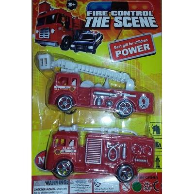 2 Camions de pompier