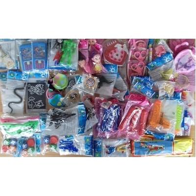 100 jouets pour la kermesse (0,39€)