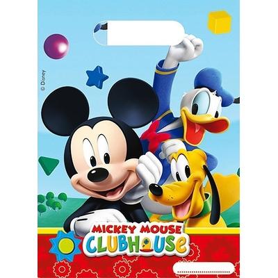 6 sacs de fête Mickey