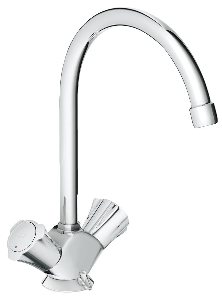 Mitigeur cuisine Costa L Grohe