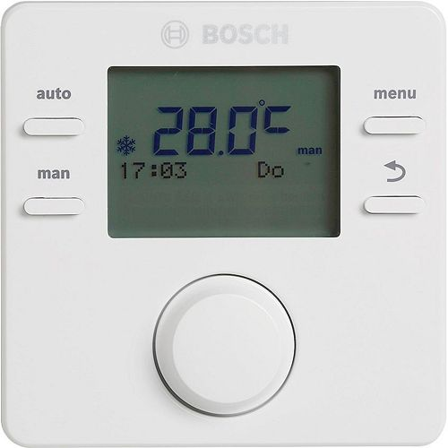 Thermostat d\'ambiance CR 100 Bosch