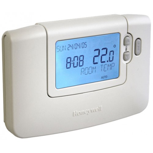 Thermostat d\'ambiance programmable CM907 Honeywell
