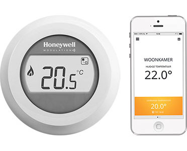 Thermostat d\'ambiance Round connected ON/OFF Honeywell