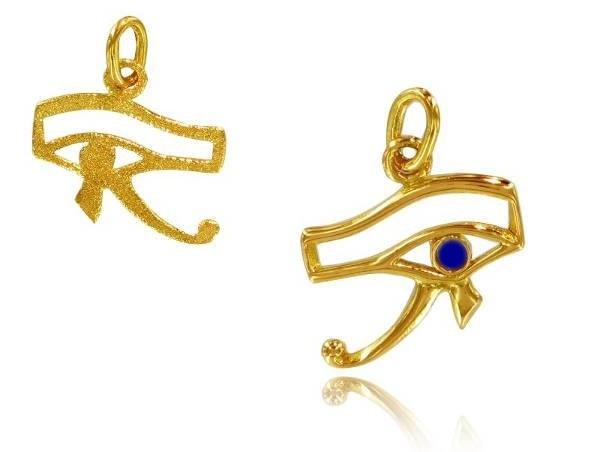 Pendentif Oeil Horus Lapis Lazulis