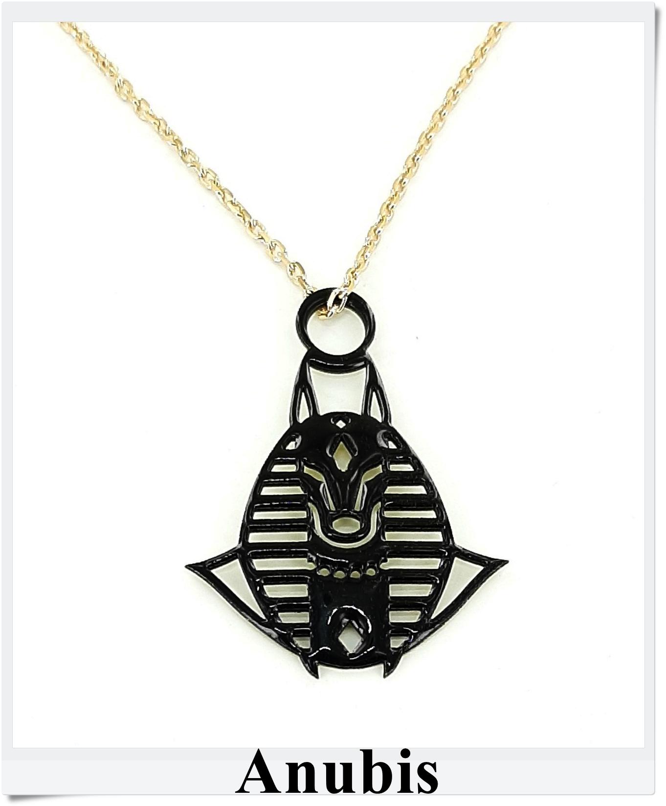 Anubis bijou Égypte
