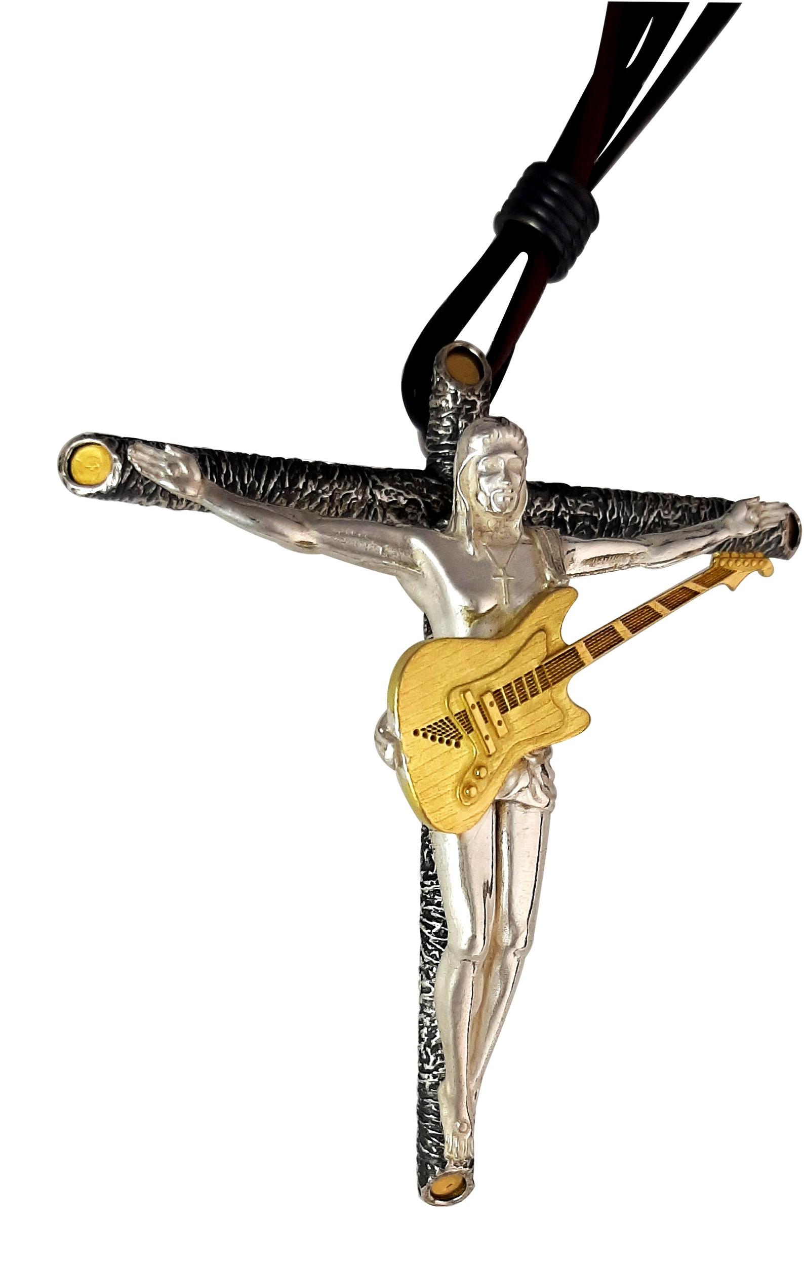 Croix Christ Rock en Roll
