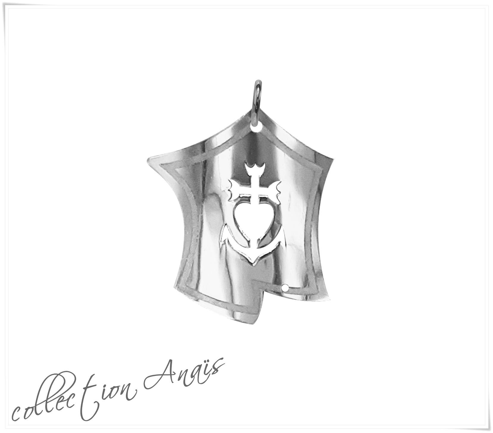 Croix Camarguaise _ bijoux FRANCE