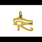 Créateur De Bijoux Pendentif Oeil Horus Or Et Pierre Fine(1)