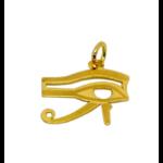 Créateur De Bijoux Pendentif Oeil Horus Or Et Pierre Fine