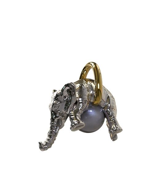 Elephant perle.311