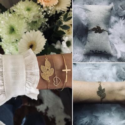 Bracelet Boa en Acier
