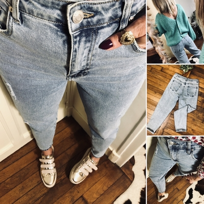 Jeans Mom Only