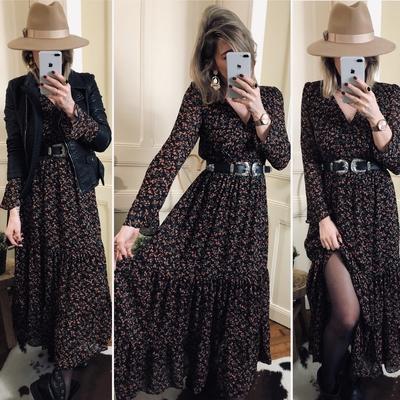 Longue robe Gaellane