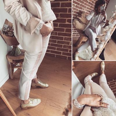 Pantalon à pince Ambroise