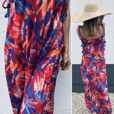 Robe longue Arizona