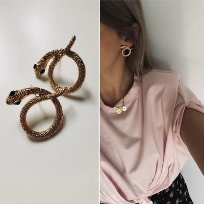 Boucles serpent