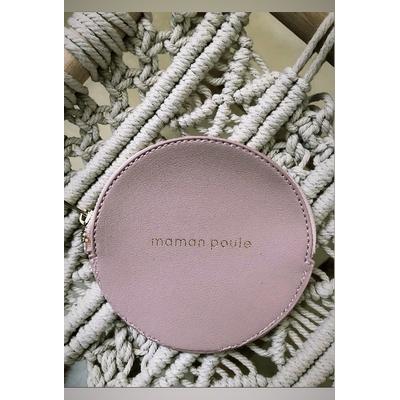 Porte-monnaie «maman poule»