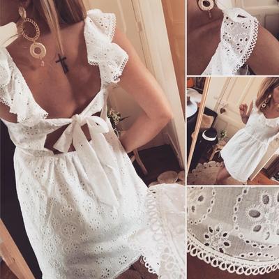 Robe Tamara blanche