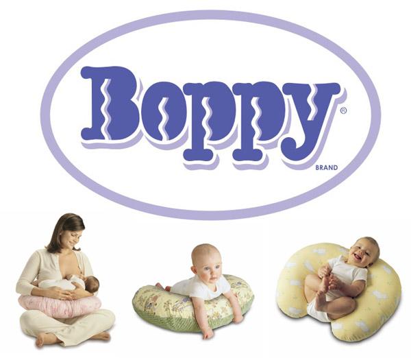 Coussin d\'allaitement Chicco Boppy sans housse