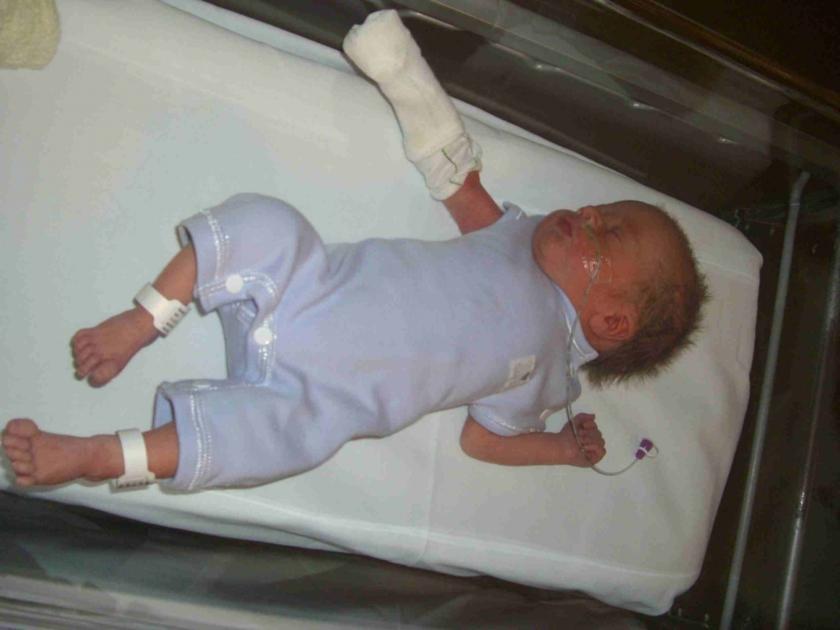 Pyjama cache-coeur s/pied teddy à partir de 1 kg