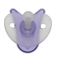 tute/sucette wee thumbie  purple - en dessous de30 sem de grossesse