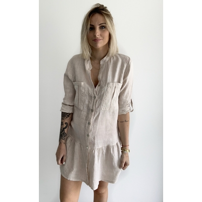 Robe Monica beige