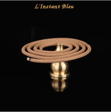 Porte Encens en laiton doré pour Brûleur-9