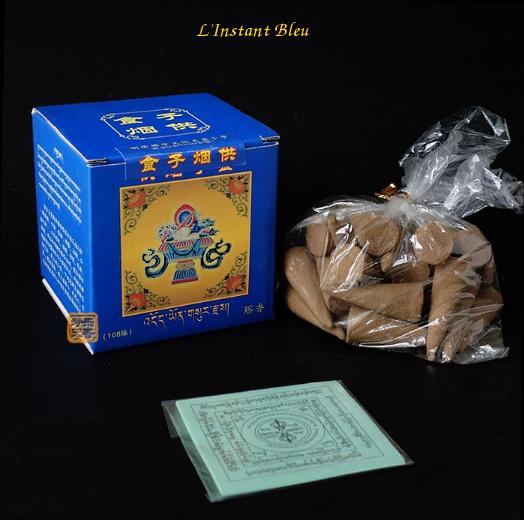 Encens Tibétain de prière « Bhavāya» -5