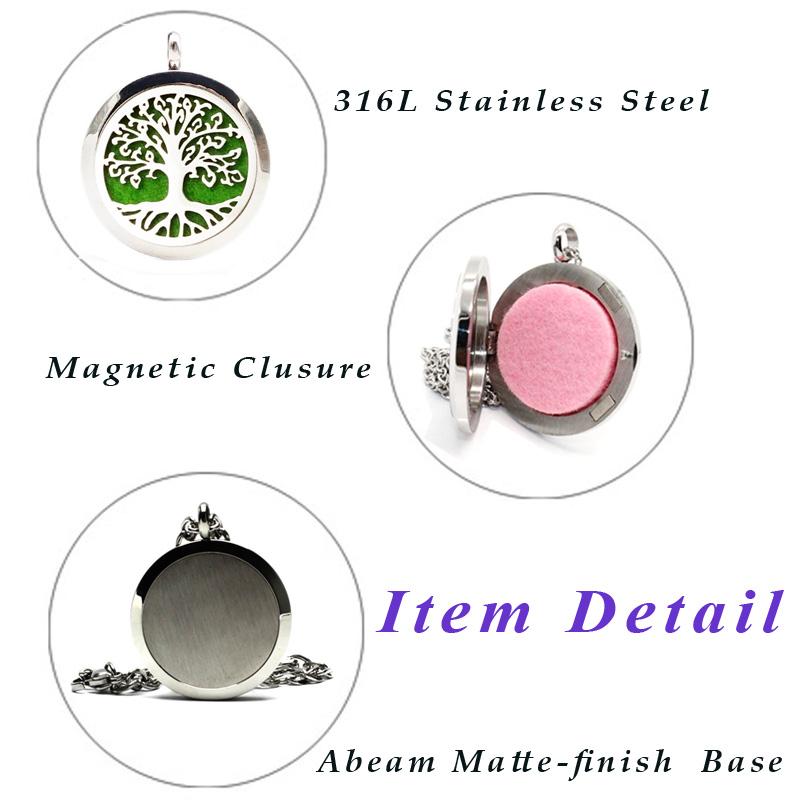 Chaude-vider-Magn-tique-Aromath-rapie-Diffuseur-Collier-Bijoux-Parfum-M-daillon-Pendentif-Huile-Essentielle-Parfum