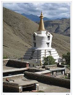 Monastère de Mindroling au Tibet