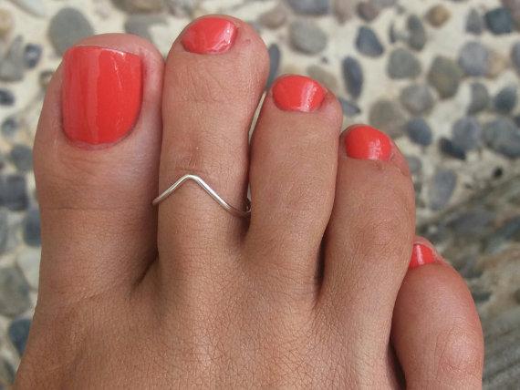 PINJEAS-2-pi-ces-ensemble-de-2-anneau-d-orteil-925-Sterling-pied-plage-bijoux-r