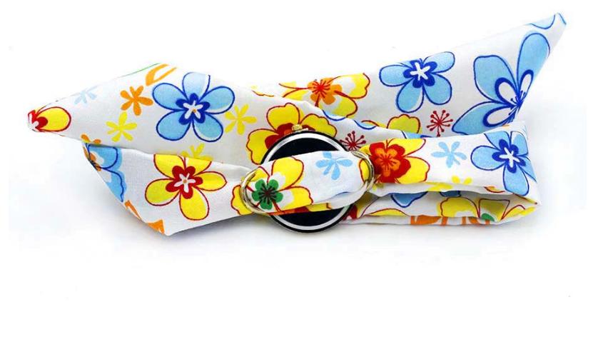 Montre-Bracelet Bohème «Shuṣhumnā» Esprit d'été