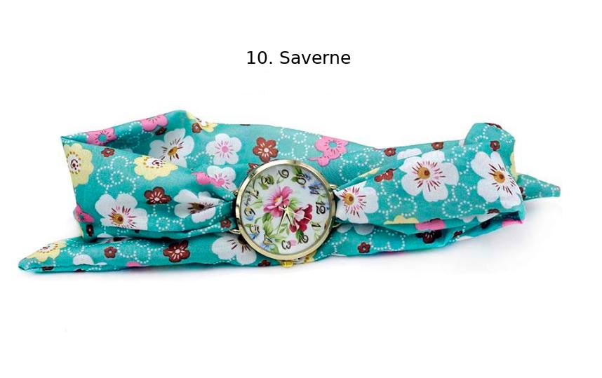 Montre-Bracelet Bohème «Shuṣhumnā» Esprit d'été-11.1