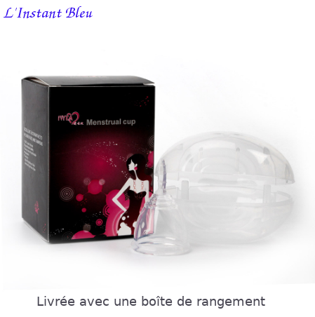Coupe menstruelle en Silicone de qualité médicale -5