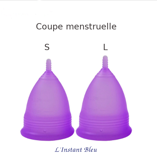 Coupe menstruelle Pastel en Silicone de qualité médicale + Boîte + Pochette-7