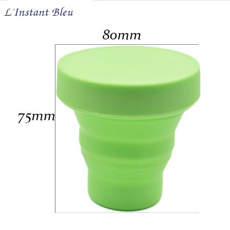 Coupe menstruelle Pastel en Silicone de qualité médicale + Boîte + Pochette-0.2