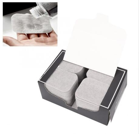 Boîte de 200 Lingettes démaquillantes Anti-bactériennes, lavables en fibres de Bambou-3