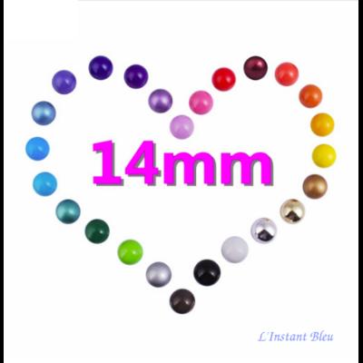 Bola de couleur 14 mm pour  «Appeleur d'Ange»