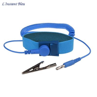 Kit Bracelet de mise à la Terre avec cordon de 1.50m
