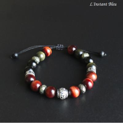 Bracelet Tibétain «Rakṣā»: Nettoyage, Protection et Elévation