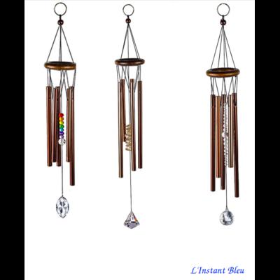 Grand Carillon Cristal Feng Shui «Vyān»