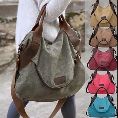 Grand sac «Gandhi»  style Bohème-chic