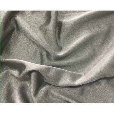 Tissus anti-ondes en Silver-Elastic