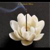 Porte Encens «Kāmāla » Fleur de Lotus en Céramique-2.1